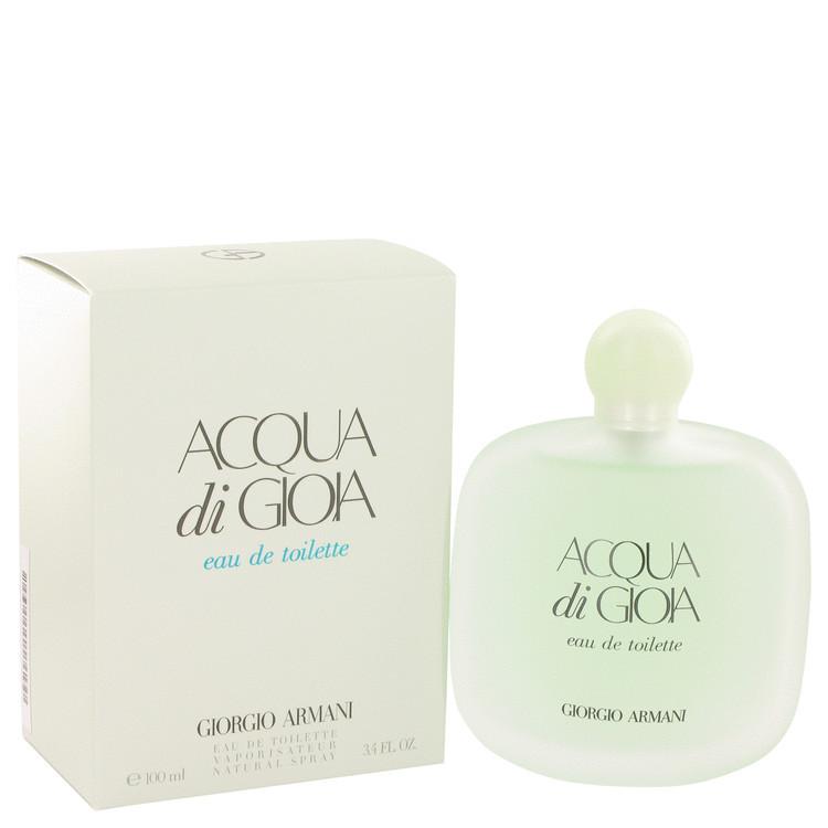 Giorgio armani acqua di gioia 3.4 oz edt perfume