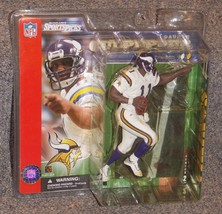 2001 McFarlane NFL Minnesota Vikings Daunte Culpepper Figure New In The Package - $21.99