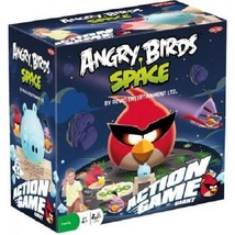 Angry Birds Space Giant Action Game Toys For Kids Birthday Xmas Gift Uni... - $38.12