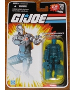 GI Joe G.I. Joe Mercenary Wraith (clear version... - $25.00