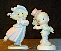 1995/2002 Precious Figurines Moments AA-191842 Vintage Collectible image 3