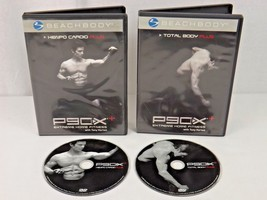 P90X Kenpo Cardio/Total Body Plus Extreme Home Fitness Workout 2 DVD Bea... - $15.00