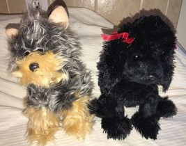 2007 DAISY YORKIE YORKSHIRE TERRIER 2003 GiGi Poodle retired TY Buddies ... - $22.77