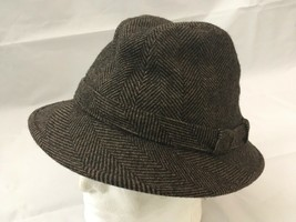 Dorfman Pacific Fedora Wool Blend Hat, Size M - $23.99