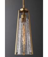 Untrammelife Gold Pendant Light,1-Light Pendant Light Fixtures Adjustabl... - $999.99