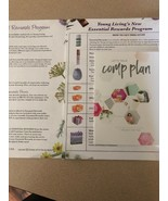 Young Living Essential Rewards Sheet And Comp Plan Booklet - $7.00