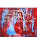Meditation Art, Wisdom Art, Calming Art, Yoga Art - Today -   Quality A4... - $23.00
