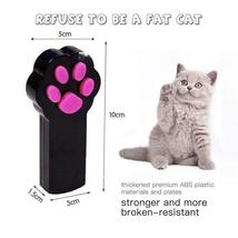 Cat Toys LED Laser Pointer Interactive Playing Training Supplies Pet Accessories image 3
