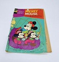 """GOLD KEY WALT DISNEY """"MICKEY MOUSE AND PLUTO"""" #144 COMIC BOOK 1973 - $6.92"""