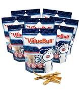 ValueBull Udder Sticks, Premium 6 Inch, 200 Count - Angus Beef, Rawhide ... - $69.49