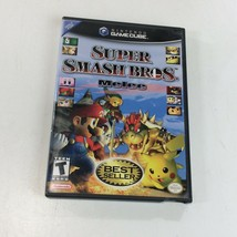 Super Smash Bros Melee (Nintendo GameCube, 2001) - NO MANUAL - $39.59