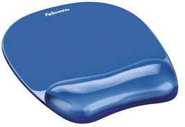 Fellowes 9114120 mouse pad Blue - $35.47