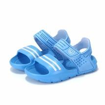 Toddler Boys sky blue summer casual sandal size 8.5 Brand New - $10.00