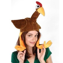 Plush Gobbler Hat Party Accessory 1 count - $14.03