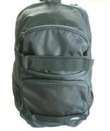 Vans Skates Pack 3-B Backpack Travel Bag All Black Board Straps Free Shi... - $39.15