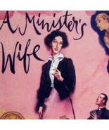 Minister's Wife Playbill May 2011 Marc Kudlisch Kate Fry Bobby Steggert ... - $24.74