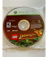 Lego Indiana Jones: The Original Adventures - (Xbox 360, 2008) - DISC ONLY - $6.43