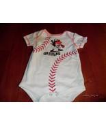 Baltimore Orioles 18M bodysuit romper creeper baseball MLB baby infant - $9.89