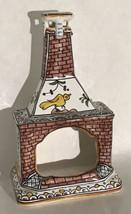 Sec. XVII Portugal, Hand-Painted Chimney Ashtray Incense Burner Fireplac... - $24.75