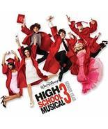 High School Musical 3: Senior Year Soundtrack Cd  - $10.50