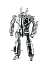 LIMITED CHOGOKIN NO KATAMARI MASROSS VF-1S Die cast Figure - $79.99