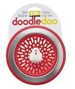 Joie Doodle Doo Kitchen Sink Strainer Basket Rooster 4.5-inch Colanders ... - $195,32 MXN