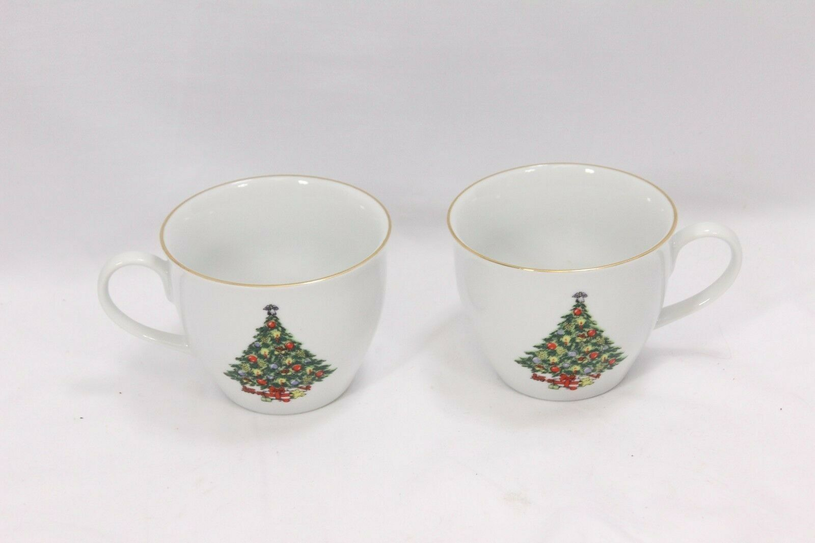 Jamestown Xmas Treasure Bowls Cups Saucers Lot of 12 image 7