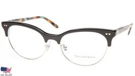 New Tiffany & Co Tf 2156 8236 Brown /HAVANA Eyeglasses Frame 53-17-140mm Italy - $148.50