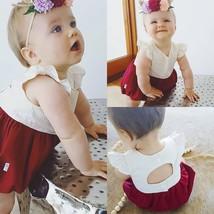 Newborn Kids Baby Girls Romper Bodysuit Jumpsuit Outfits Sunsuit Clothes... - $15.00