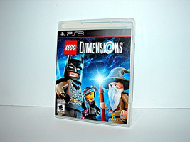 Lego Dimensions Playstation 3 - Game Only* VERY GOOD CONDITION* SHIPS NE... - $14.92