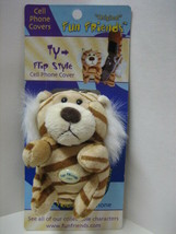 """TY"" Tiger Fun Friends Plush Backpack or Key Chain Fob (NEW) - $1.00"