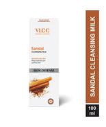 VLCC Sandal Skin Defense Cleansing Milk - Normal to Dry Skin, 100ml (Pac... - $8.32