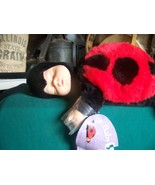 "Anne Geddes---Baby Ladybug with tags ""USED"" - $4.00"