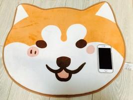 Anime Doge Carpet flannel Lovely Dog Carpet Non-slip Door Mat - $30.96
