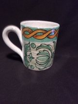 Starbucks Italya Bellini Coffee Mug Tea Cup hand painted in Italy  - $15.99