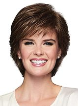 JOY Basic Cap HF Synthetic Wig by Eva Gabor, 3PC Bundle: Wig, 4oz Mara R... - $109.00