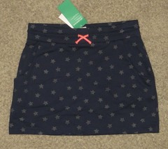 H&M Navy Silver Star Knit Skirt Size 12-14Y - $4.99