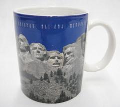 Mount Rushmore National Memorial Monument Mug Black Hills South Dakota Nice - $25.24