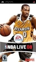 NBA Live 08 - Sony PSP - $11.99