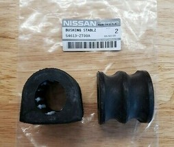 NEW 04-15 Nissan Frontier,Titan,Pathfinder Front Sway Bar Bushings , OEM... - $14.95
