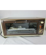 Vintage Toastmaster 340B Toaster Oven Broiler Continuous Cleaning - $62.36