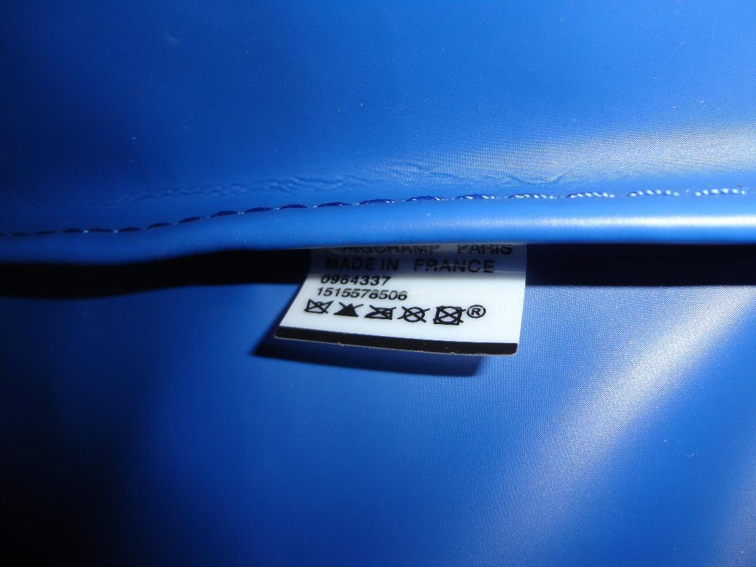 SOLD ~ LONGCHAMP Le Pliage Medium Series NEO Indigo Blue Brand NEW - SOLD