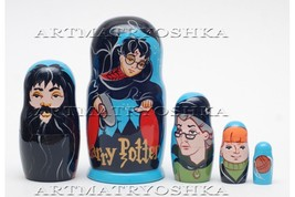 Matryoshka nesting doll Harry Potter1 babushka Free worldwide shipping, ... - $54.90