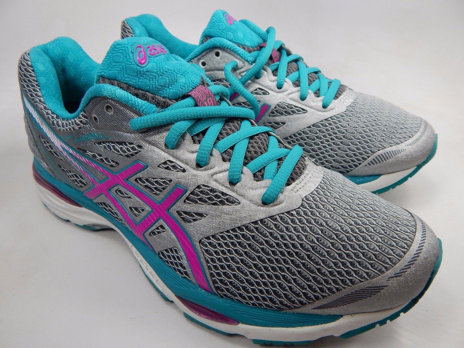 MISMATCH Asics Gel Cumulus 18 Women's Shoes Size 8 M B Left & Size 9 M B Right