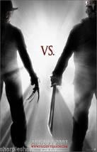 2003 FREDDY VS JASON Horror Movie Poster Promo  13x20 - $7.99