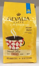 Gevalia Kaffe House Blend Ground Coffee 12 oz - $9.40