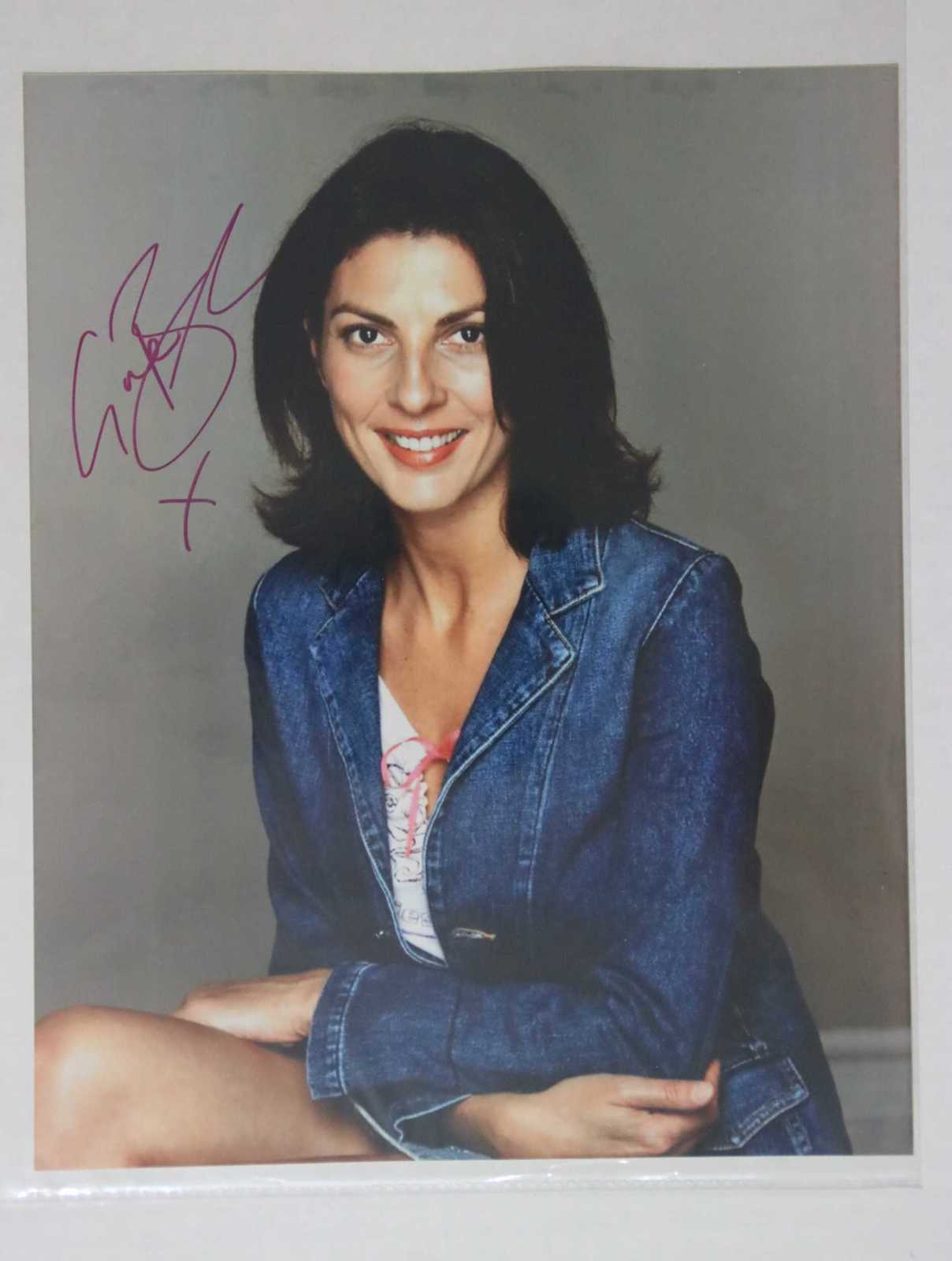 "Primary image for Gina Bellman Signed Autographed ""Coupling"" Glossy 8x10 Photo"