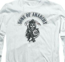 Sons of Anarchy Crime TV series long sleeve graphic t-shirt SOA103 image 2