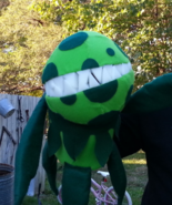 "MADE TO ORDER: Professional ""Monster Plant"" Muppet Style Ventriloquist P... - $50.00"