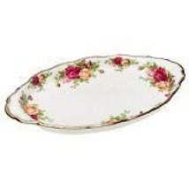 Royal Albert Old Country Roses Regal Tray NEW IN THE BOX - $64.35